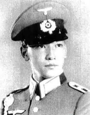 [duda]¿hitler tuvo un ejercito multiracial(incluyendo judios)?  Chiang-wei-gou