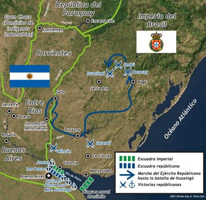 Las guerras y batallas de la Argentina