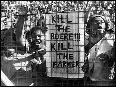 Genocidio en la Sudafrica de Mandela